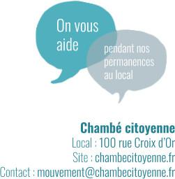 Le local de campagne : 100 rue croix d'or